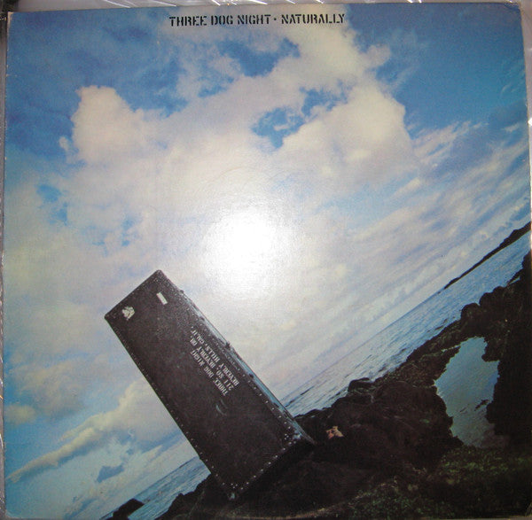 Three Dog Night ‎– Naturally -1970 Pop Rock ( Clearance Vinyl)