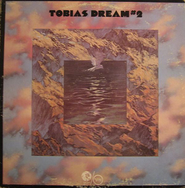 Tobias ‎– Dream #2 -1972 - Soft Rock (vinyl) some cover wear
