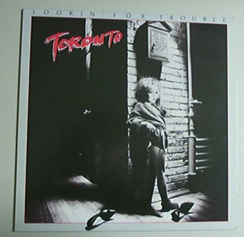 Toronto Lookin' For Trouble -1980 Hard Rock, Glam ( vinyl )