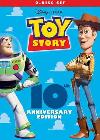 Toy Story (10th Anniversary 2-Disc Edition) (Bilingual) Mint Used