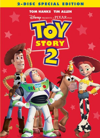 Toy Story 2 (2-Disc Special Edition) (mint used)