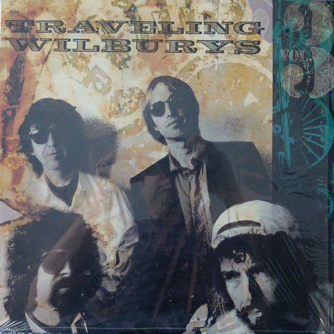 Traveling Wilburys ‎– Vol. 3 - 1990-Rock ,Rock & Roll, Country Rock, Pop Rock (Rare Vinyl)
