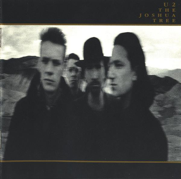 U2 ‎– The Joshua Tree 1987 (Music Cd)