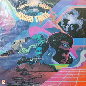 The Undisputed Truth ‎– Cosmic Truth -  1975 - Psychedelic, Funk, Soul (vinyl)