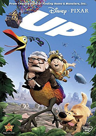 Up [DVD] [2009] Walt Disney - USED DVD