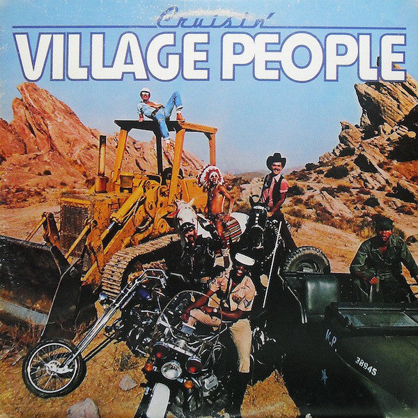 Village People- Cruisin' - 1978 Disco (clearance vinyl)