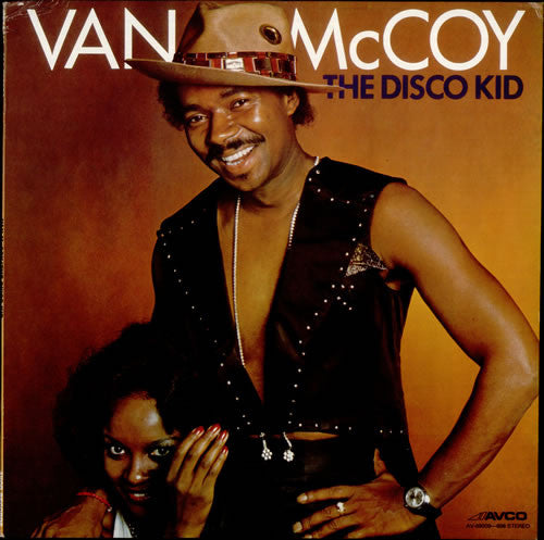 Van McCoy ‎– The Disco Kid -1975-Funk / Soul / Disco (vinyl)