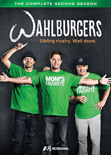 Wahlburgers: Season 2 - New Sealed DVD Set