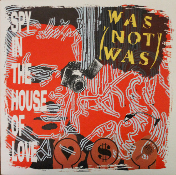 "Was (Not Was) ‎– Spy In The House Of Love - 1988 Synth-pop, House (12"", 33 ⅓ RPM )"