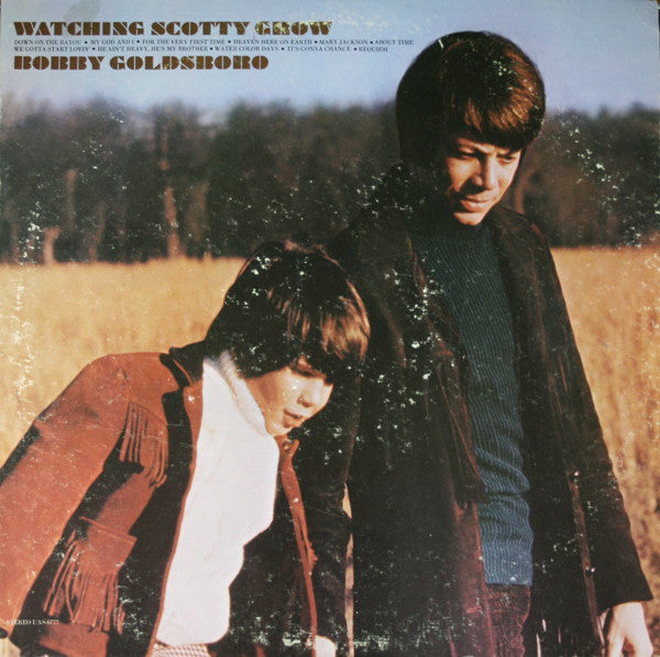 Bobby Goldsboro ‎– Watching Scotty Grow - 1971 Pop, Folk (vinyl)