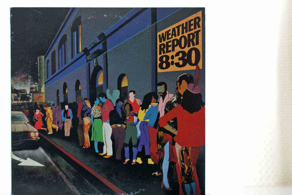 Weather Report - 8:30 - 2 Lps ( Clearance Vinyl )