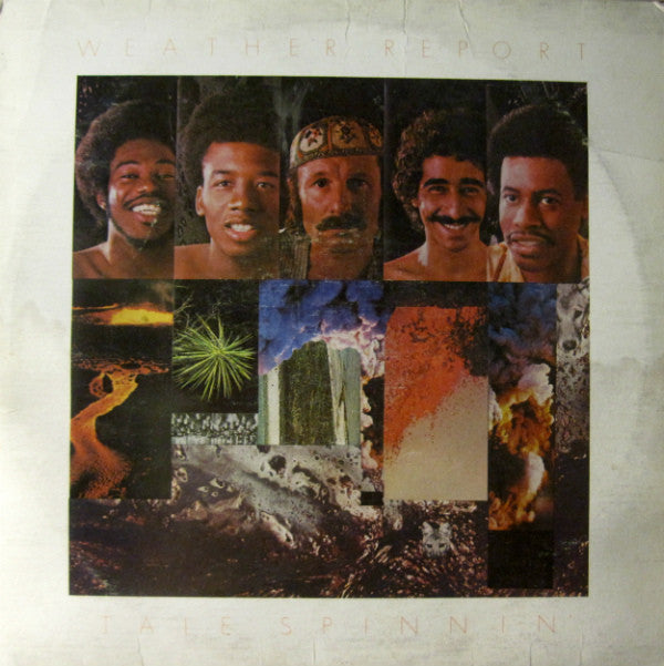 Weather Report ‎– Tale Spinnin' -1975- Jazz Rock (vinyl)