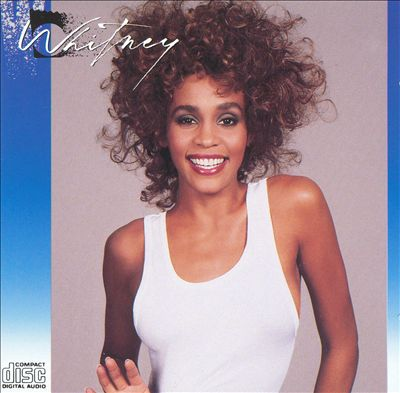 Whitney Houston ‎– Whitney - 1987 Soul Ballad ( vinyl)