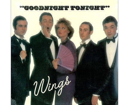 "Wings- good night tonight 12"" MAXI 45T"