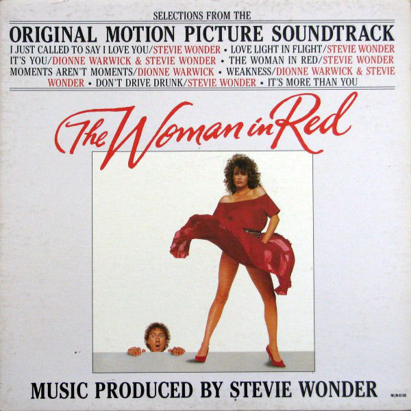 Woman In Red ,the - Original Motion Picture Soundtrack (Stevie Wonder ) Vinyl