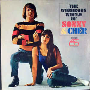 Sonny & Cher ‎– The Wondrous World Of Sonny & Cher -1966- Soft Rock (vinyl)
