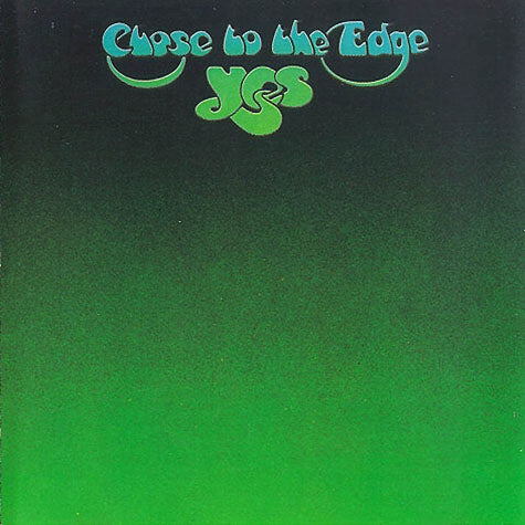 Yes ‎– Close To The Edge 1972 Prog Rock ( Vinyl Masterpiece )