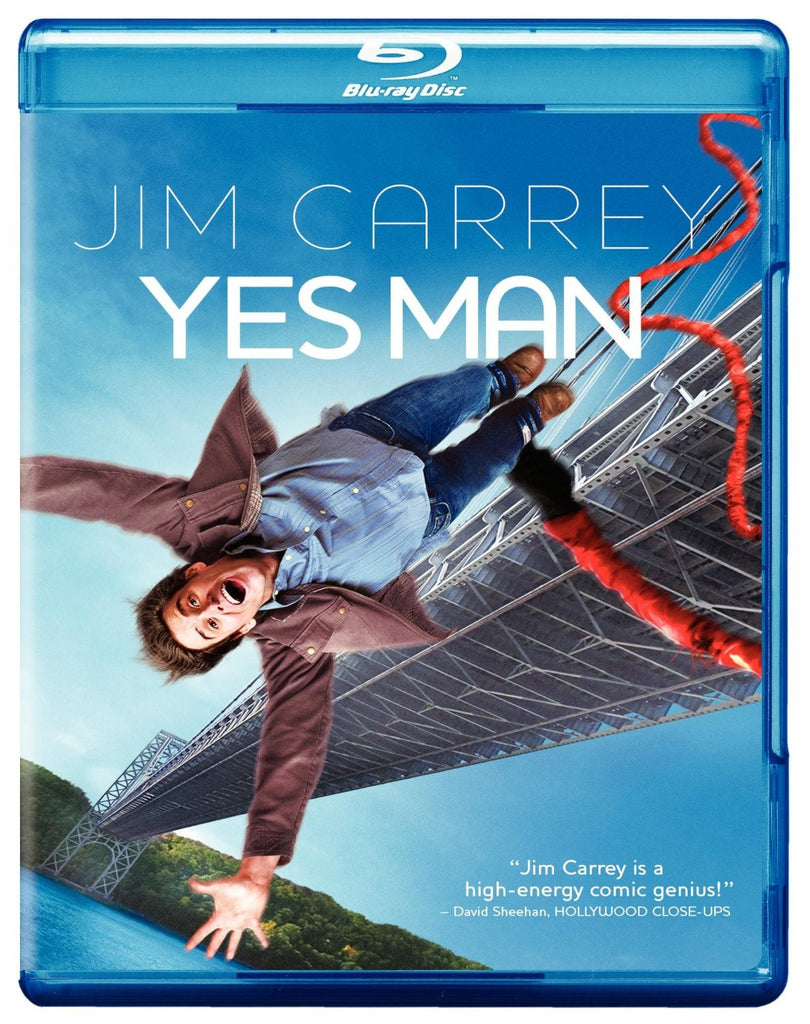 Yes Man [Blu-ray] [Blu-ray] Mint used