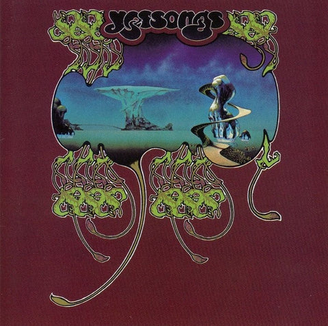 Yes ‎– Yessongs (3 lp set) 1973-Prog Rock (Classic vinyl) Record 1 & 3 (2 is missing from set)