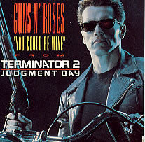 Terminator 2 Judgement Day- You Could Be Mine [Single-CD]