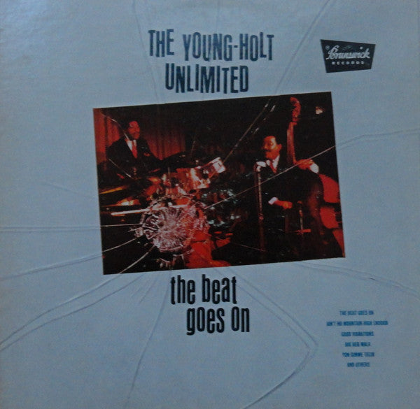 Young-Holt Unlimited, The  ‎– The Beat Goes On -1967 -Jazz, Funk / Soul (Rare Vinyl)