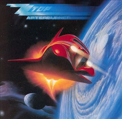 ZZ Top - Afterburner Vinyl LP - Warner Brothers 1985 ( Clearance Vinyl) Overstocked