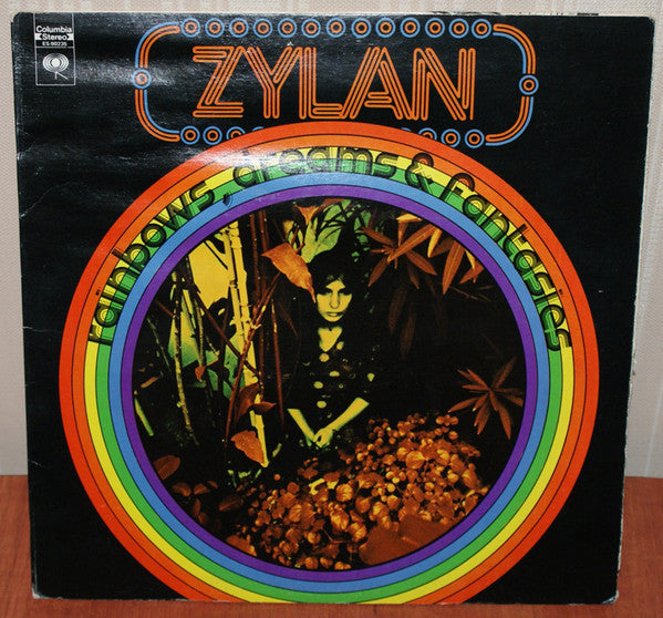 Zylan ‎– Rainbows, Dreams & Fantasies - Rare 1972 Psychedelic Rock ( Maritime Group)