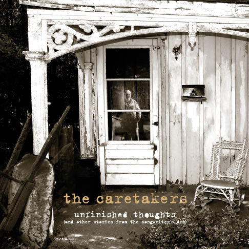 Caretakers ,The  - Unfinished Thoughts CD