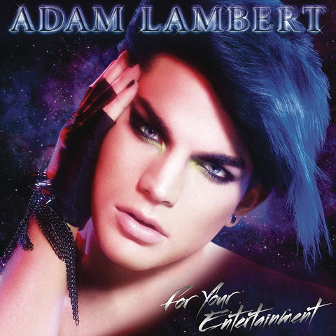 Adam Lambert - For Your Entertainment (Music Cd)