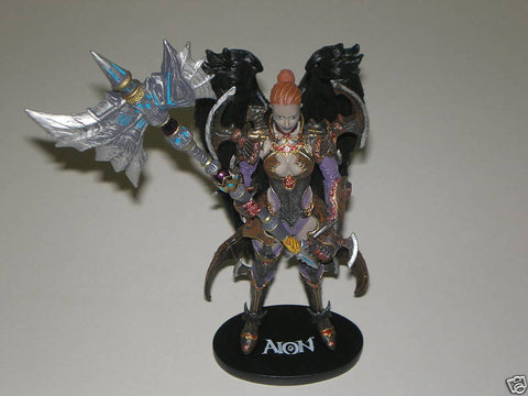 Aiva Figure From Aion Limited Collector's Edition