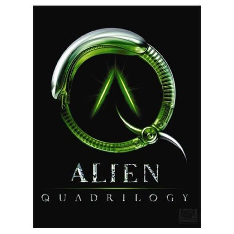 Alien Quadrilogy (Alien / Aliens / Alien 3 / Alien Resurrection)