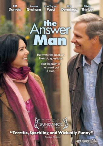 Answer Man DVD - Mint Used