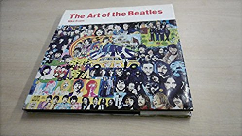 The Art of the Beatles - by Mike Evans - softcover (used good)