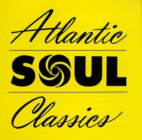 Atlantic Soul Classics Compilation (music cd)