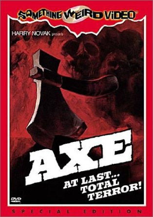 AXE - 1977 Rare Horror DVD