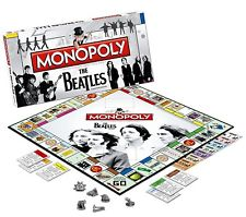 Beatles Collector's Edition ,The-  Monopoly Board Game & Collectible Pewter Tokens (2010)