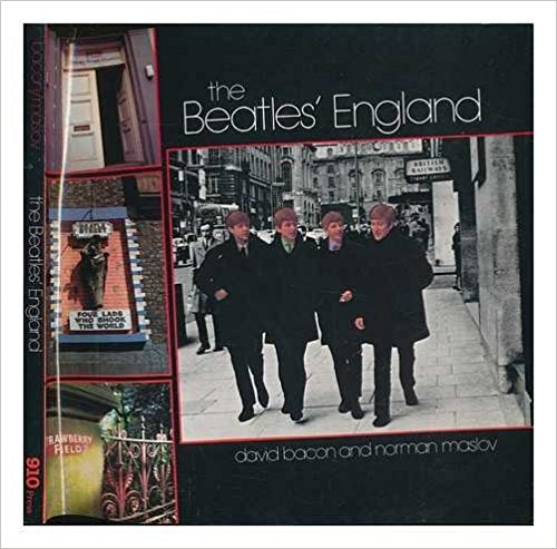 The Beatles' England: There Are Places I'll Remember Paperback – May 1, 1982 (used)