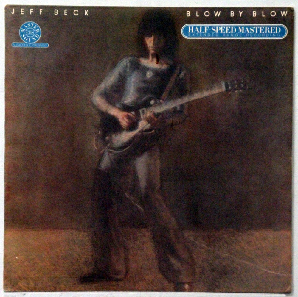 Jeff Beck - Blow By Blow - Half Speed Mastered