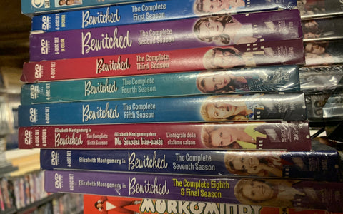 Bewitched - TV Series on DVD - Seasons 1 - 8 (Mint)