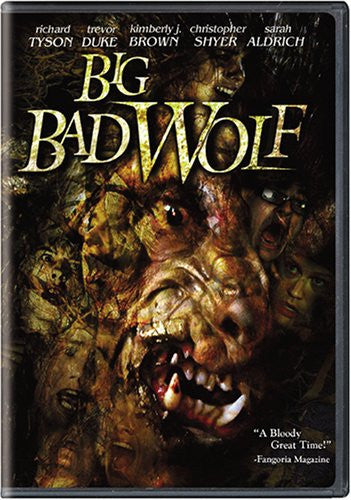Big Bad Wolf [Import] DVD Horror Mint Used