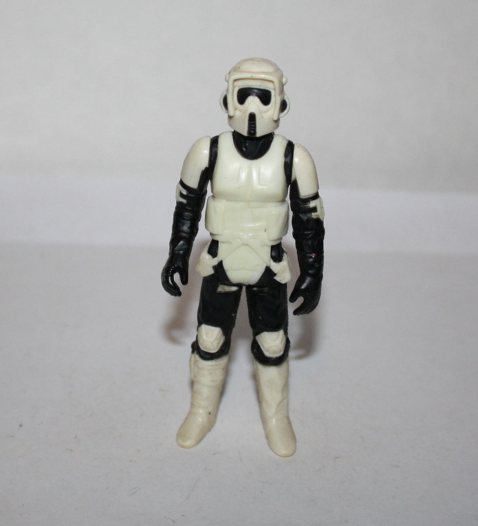 1983 Vintage Star Wars - Biker Scout Endor Trooper Action Figure loose