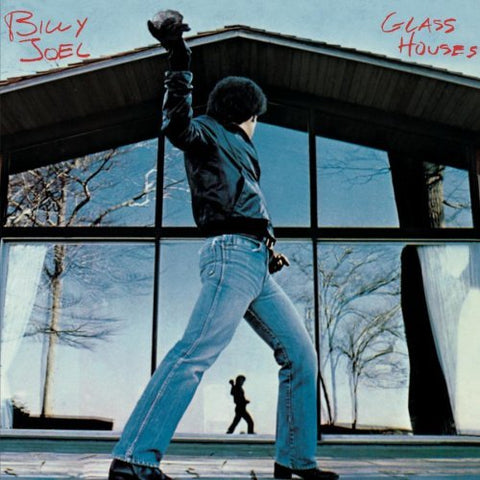 Billy Joel - Glass Houses -1980-Pop Rock, Ballad (clearance vinyl) Overstocked **