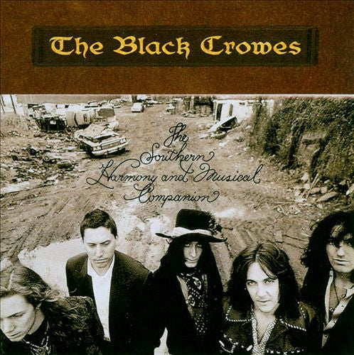 Black Crowes, The - Southern harmony and musical companion (Music CD)