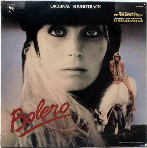 Peter Bernstein  ‎– Bolero-1984 -(Original Soundtrack) Vinyl