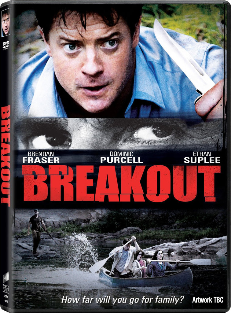 Breakout DVD- Brendan Fraser (Actor), Dominic Purcell (Actor)