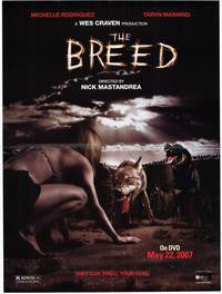 Breed ,The  dvd - Michelle Rodriguez