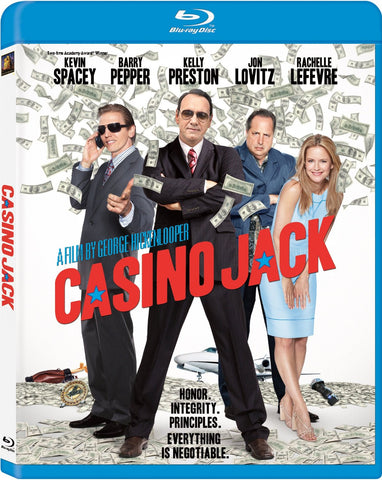 Casino Jack / Casino Jack (Bilingual) [Blu-ray] ( Mint Used )