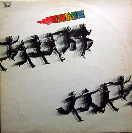 Chase ‎– Chase-1971- Jazz-Rock, Fusion, Classic Rock (vinyl)