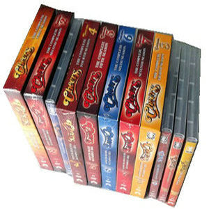 CHEERS SEASONS ~ 1, 2 , 3 , 4, 5, 6, 7, 8, 9, 10, 11 on DVD (Mint Used)