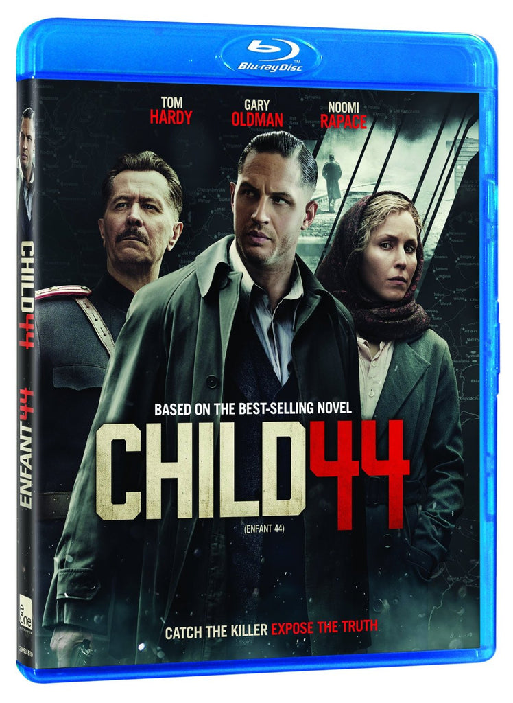 Child 44 / Enfant 44 (Blu-ray) (Bilingual) New